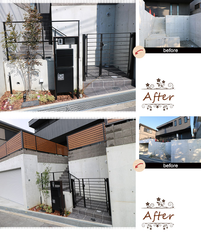 神戸市垂水区 T様邸1のビフォーアフター写真