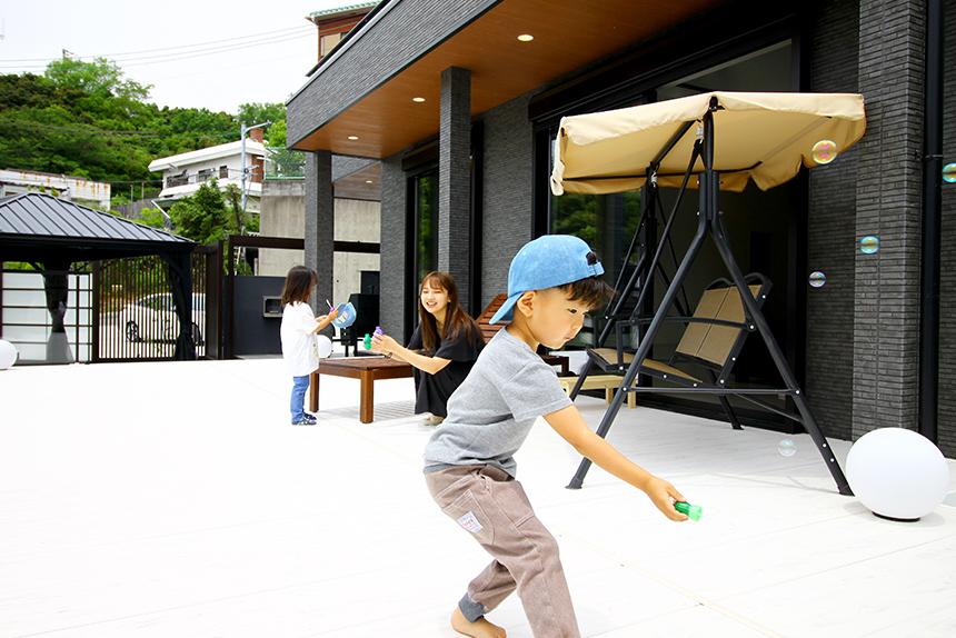 神戸市須磨区O様邸のビフォーアフター写真