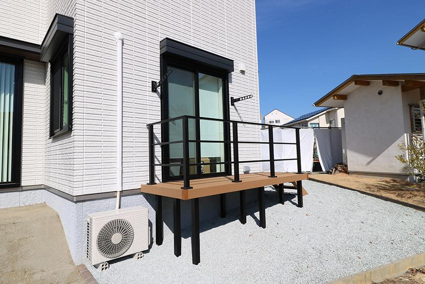 神戸市垂水区 A様邸の完成写真